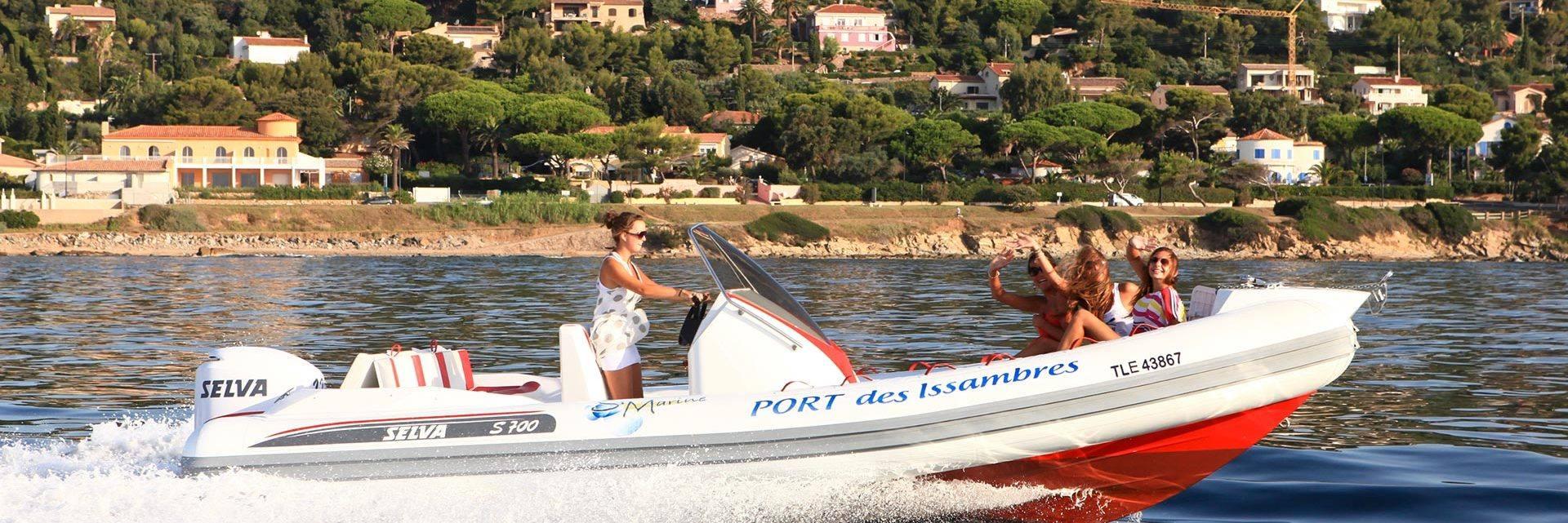 Voile aux Issambres - Roquebrune sur Argens