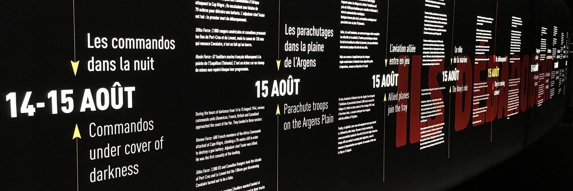 Mémorial du Débarquement de Provence