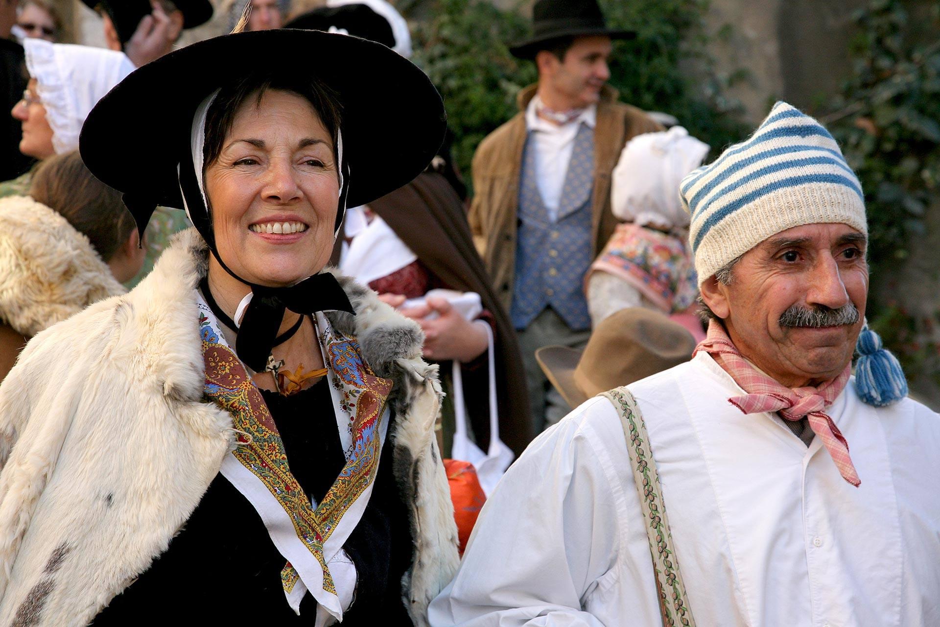 La fête des santons à La Cadière d'Azur