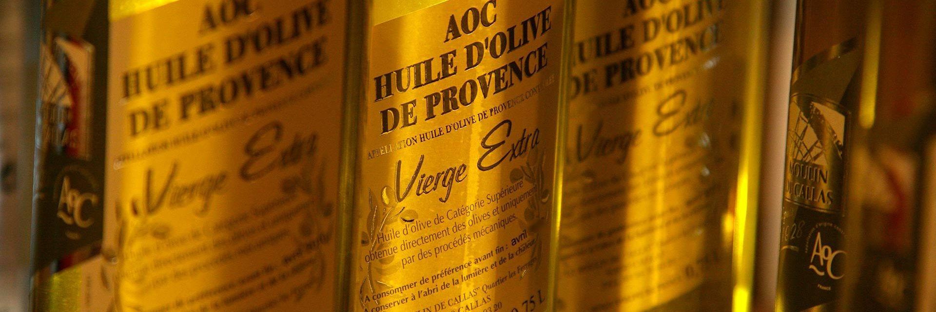 Callas olive oil