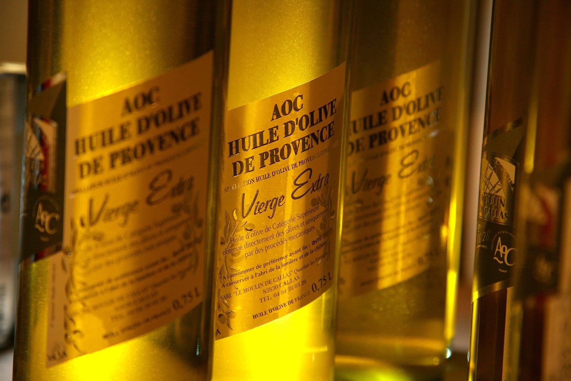 huile olive flayosc