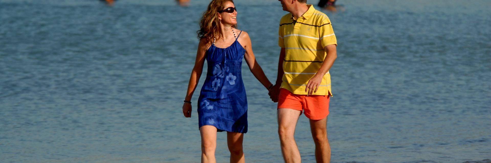 On Bandol Beach