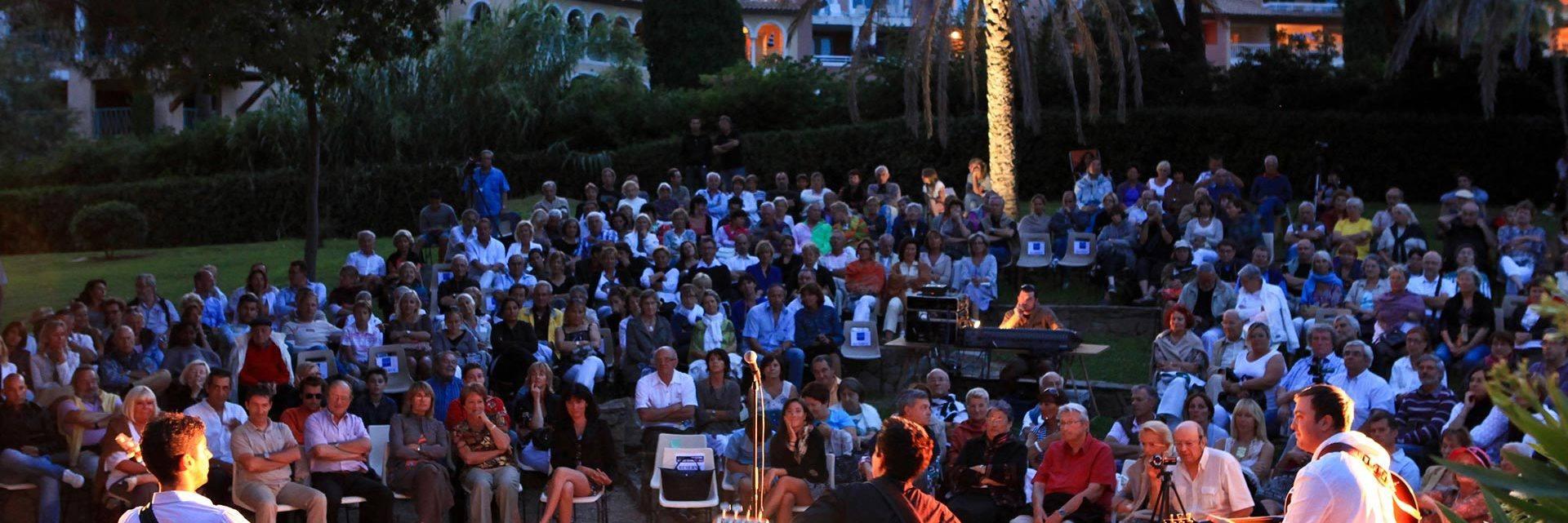 Jazz Festival in Issambres
