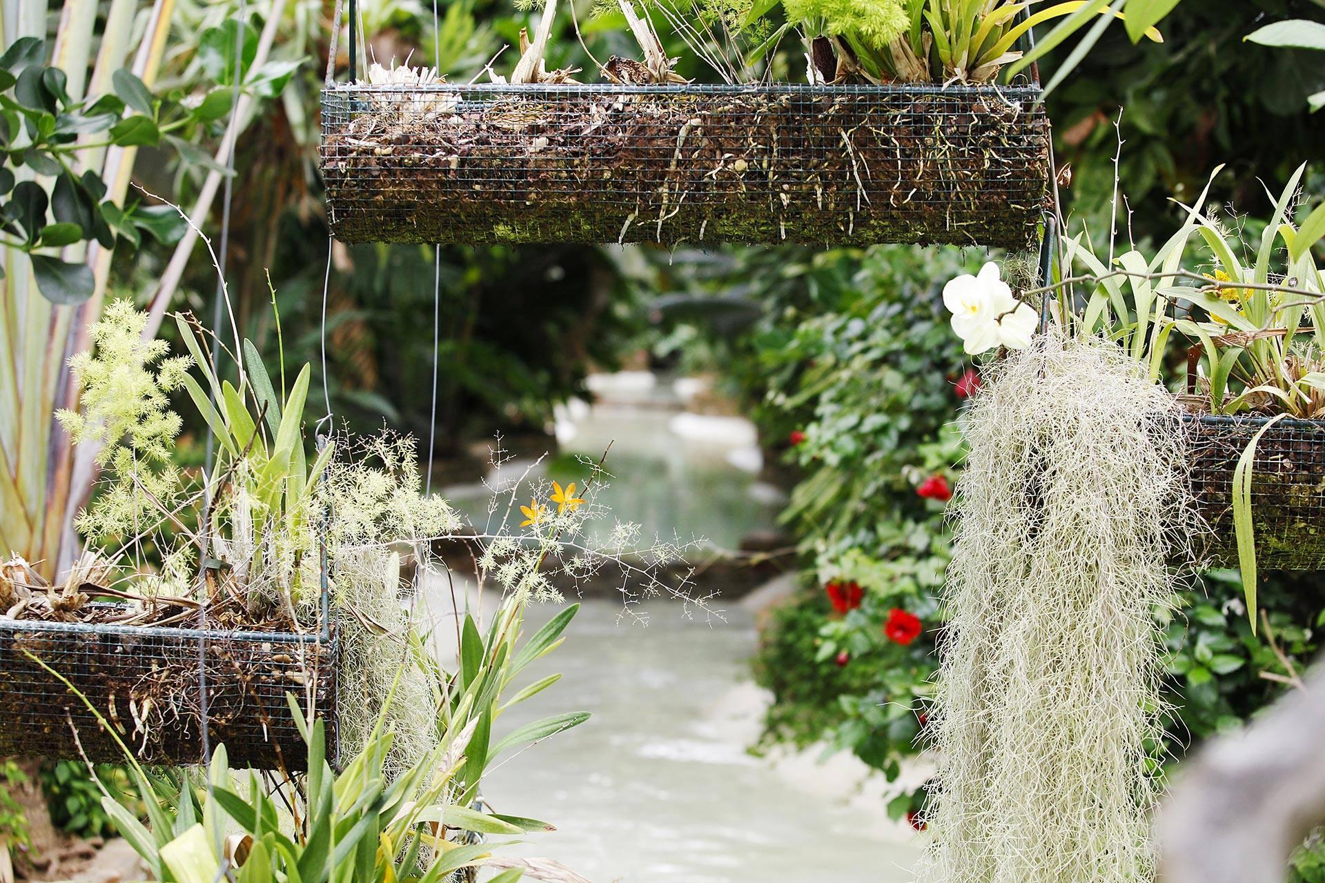 Parcs et jardins for Jardin olbius riquier