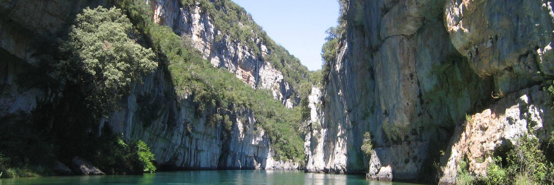 Baudinard - Gorges de Baudinard