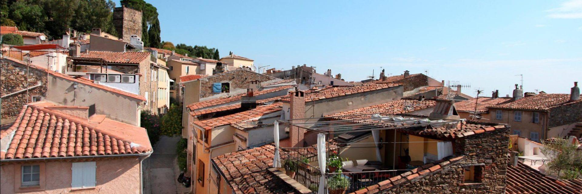 Cogolin - vieux village