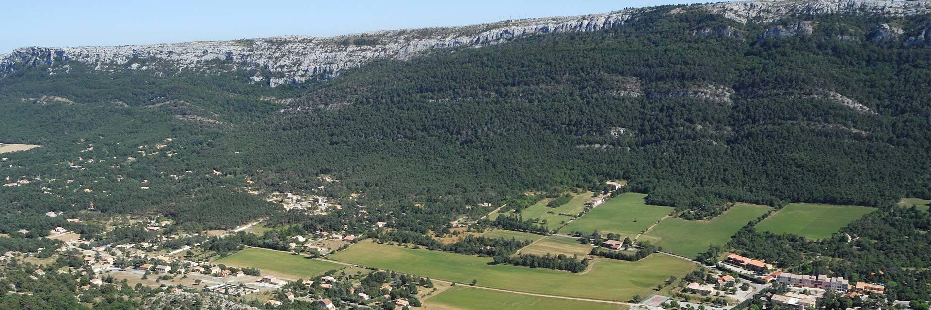 Plan d'Aups la Sainte Baume
