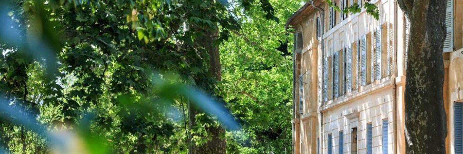 Chateau de Saint-Martin à Taradeau - Domaine viticole et chambre d'hôtes