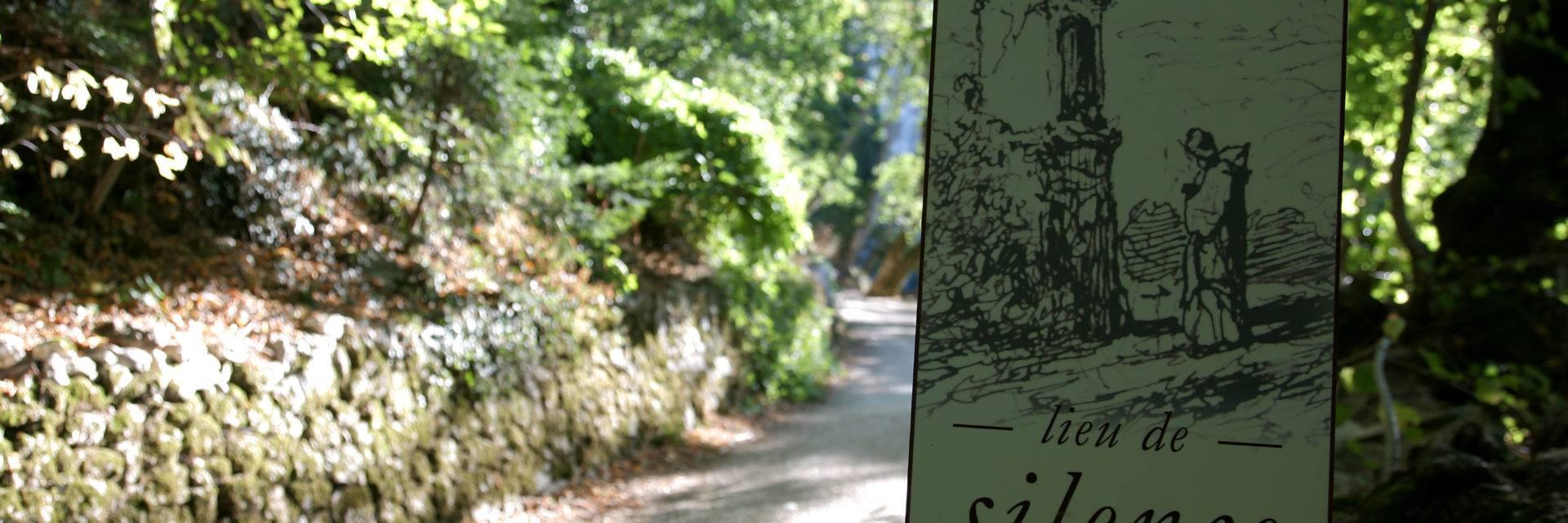 Chemin des Roys, massif de la Sainte-Baume