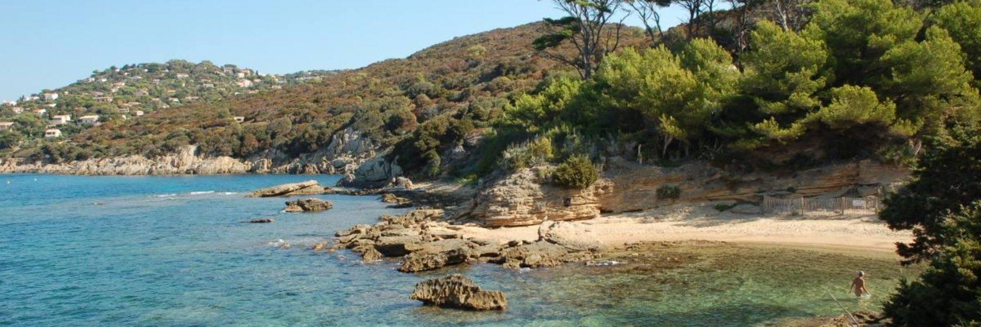 Ile du Levant a Hyeres