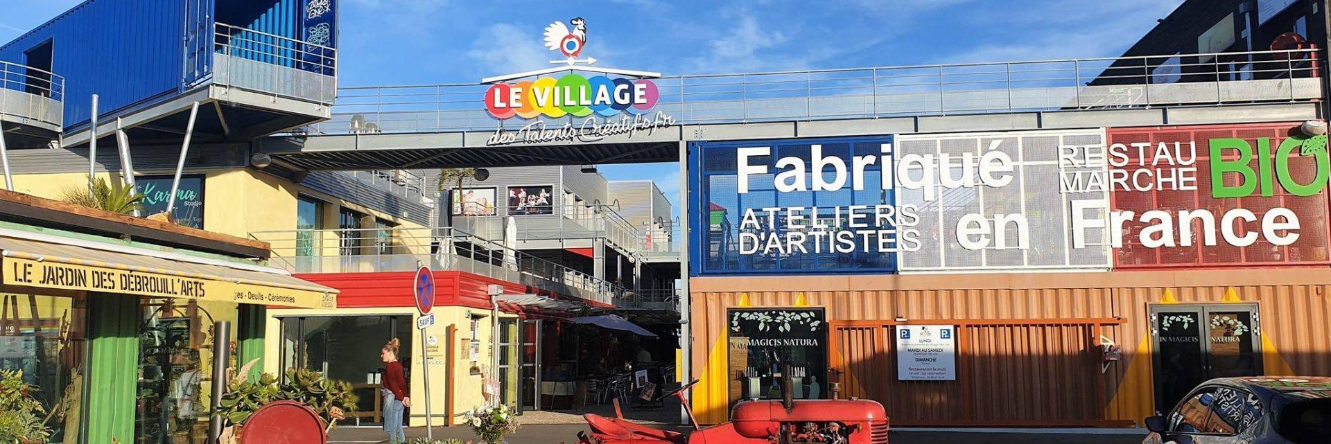 Le Village des talents créatifs à Puget-sur-Argenspuget
