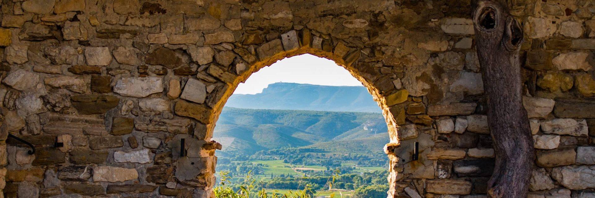 Le castellet et la sainte baume