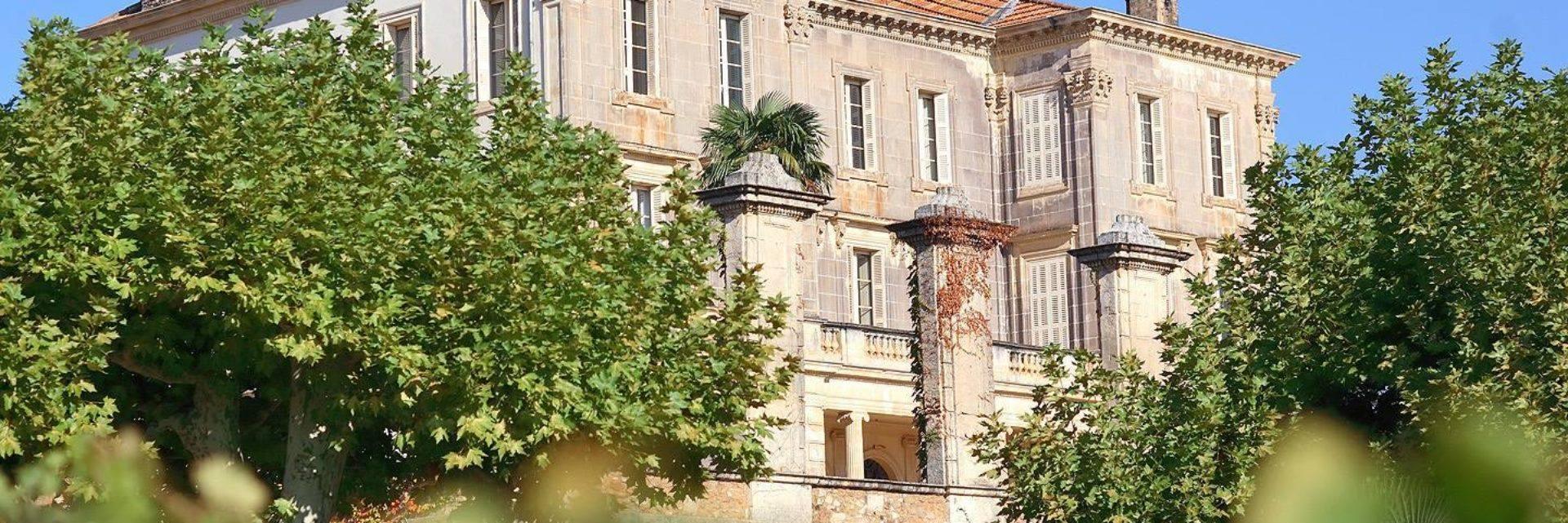 Château d'Astros à Vidauban