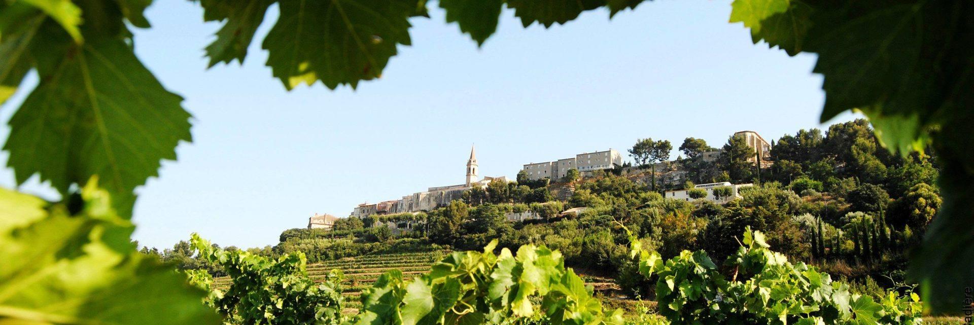 La Cadiere d'Azur, Village de Caractère du Var