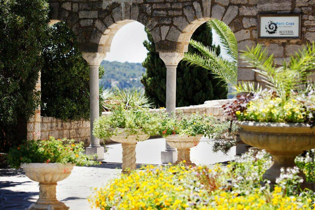 parc et jardin hyeres lieu fleurs